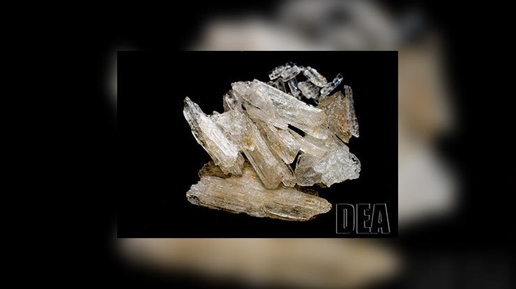 Meth-crystal meth