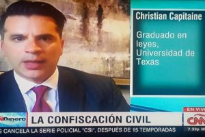 Christian on CNN En Vivo