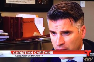 Christian on UNIVISION